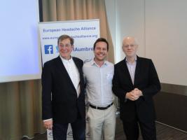 Prof. Edvinsson- Carl Cincinnato- Prof. Goadsby