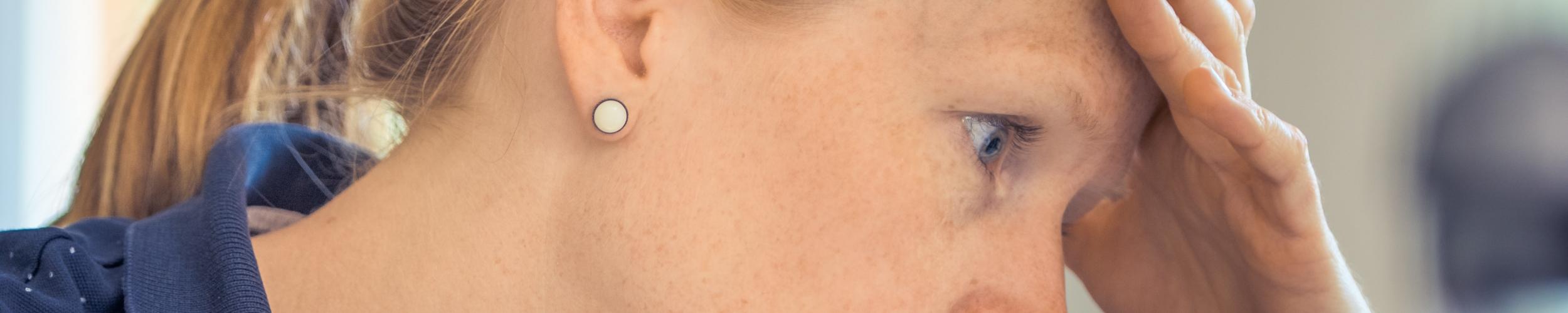 Primaire hoofdpijnsoorten migraine, spanningshoofdpijn
